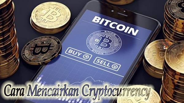 Cara Mencairkan Cryptocurrency