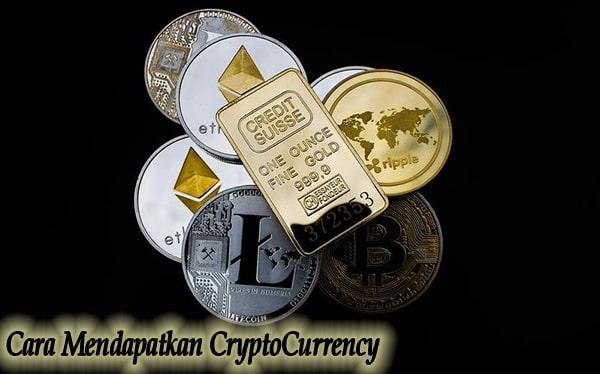 2 Informasi CryptoCurrency yang harus Diketahui: Cara Mendapatkan Uang dan Mencairkannya